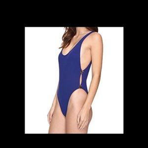 NWT La Blanca Tummy Control Swimsuit - Size 4